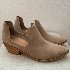 Chinese Laundry brand booties